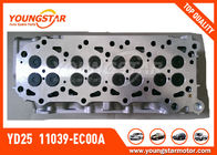 Cina Complete Cylinder Head  For NISSAN Navara YD25  4 Port In Take Common Rail Turbo Diesel  11039 - EC00A perusahaan