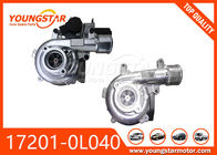 Cina TOYOTA 1KD Automotive Turbocharger , Car Turbo Charger CT16 17201-0L040 pabrik