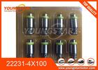 Steel Hyundai Terracan 2.9crdi Car Engine Valves