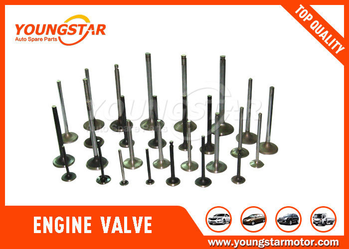 TS16949 Car Engine Valves For Mitsubishi 4M40 4M40T ME202687 ME200050 ME200051