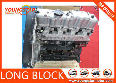Cina Long Engine Cylinder Block For Hyundai H1 D4BB D4BH / Mitsubishi 4D56T D4BH pabrik
