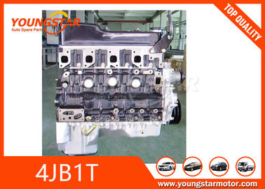 Cina Long Engine Cylinder Block For ISUZU BJ493ZQ TURBO EISSIONS  Euro II Emission Standard pabrik