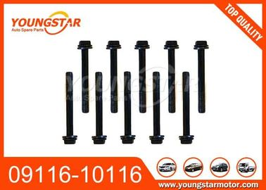 Baja OEM 09116-10116 Cylinder Head Bolt Set Untuk SUZUKI F10A Engine